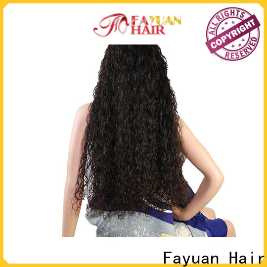 Fayuan Hair Top custom made lace frontals for business for barbershop