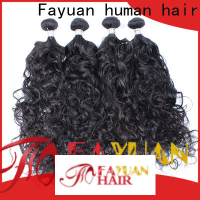 Fayuan Hair virgin curly human hair for business for selling