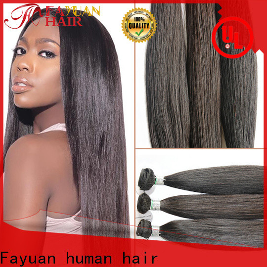 Fayuan Hair High-quality inexpensive full lace wigs factory for men