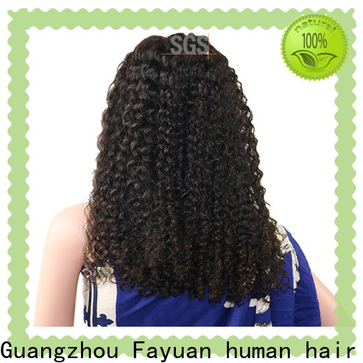Best affordable full lace front wigs grade company for men