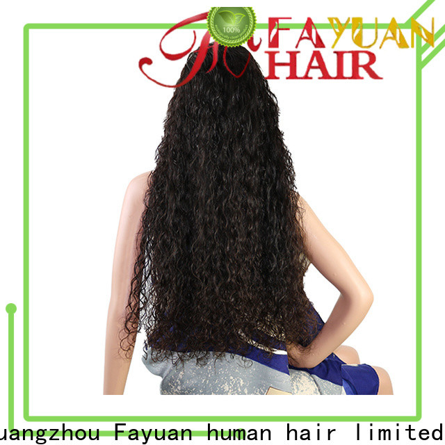 Fayuan Hair wig best custom lace front wigs Suppliers for women