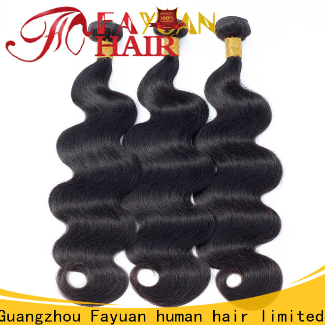 Fayuan Hair curly curly peruvian manufacturers for women