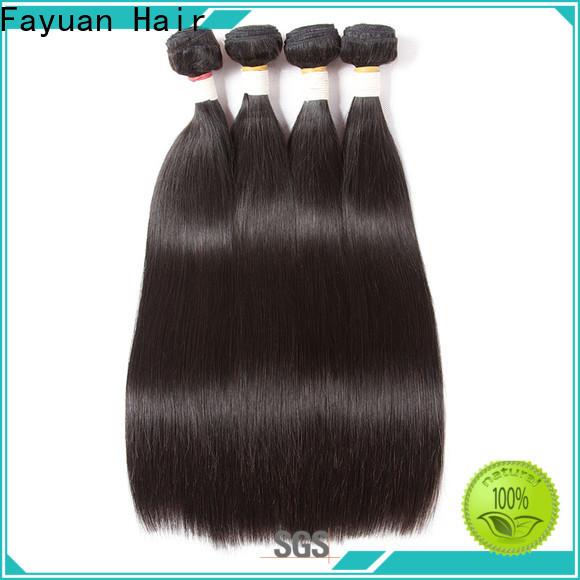 Fayuan Hair brazilian brazilian hair manufacturers for barbershop