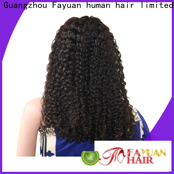 Fayuan Hair New low price lace front wigs manufacturers for selling
