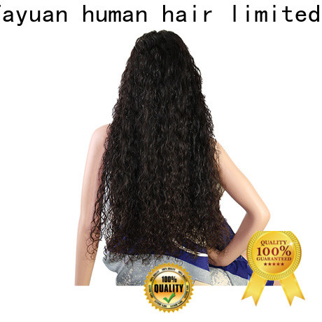 Fayuan Hair human custom made wigs near me manufacturers for selling