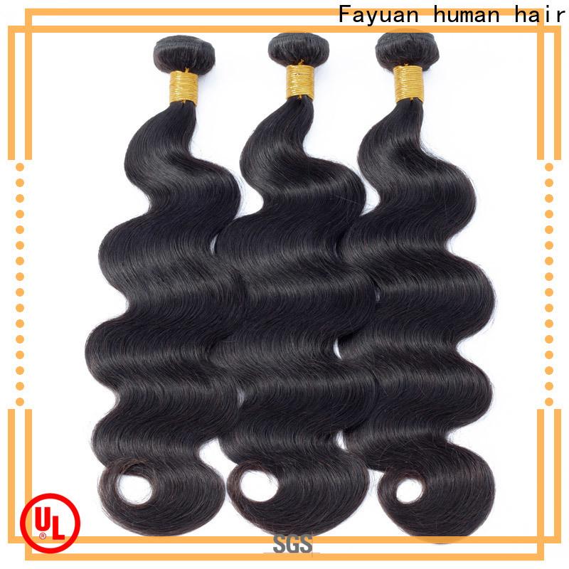 Fayuan Hair Top long peruvian hair company for selling