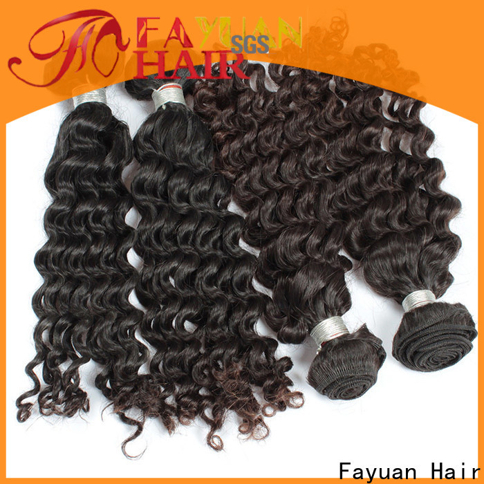 Fayuan Hair New malaysian wave hair company for men
