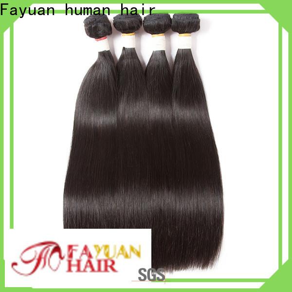 Top human hair weave bundles grade company for men