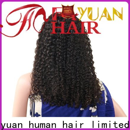 Fayuan Hair Wholesale human hair lace wigs Suppliers for black women