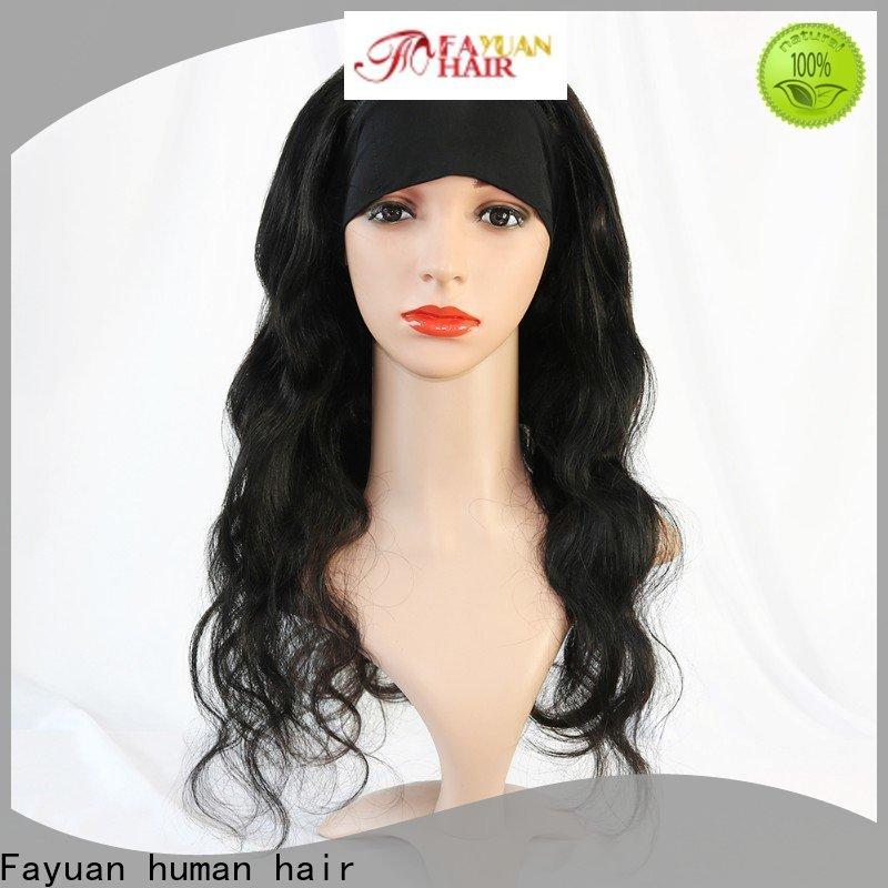 Fayuan Hair professional wig salon manufacturers for barbershop
