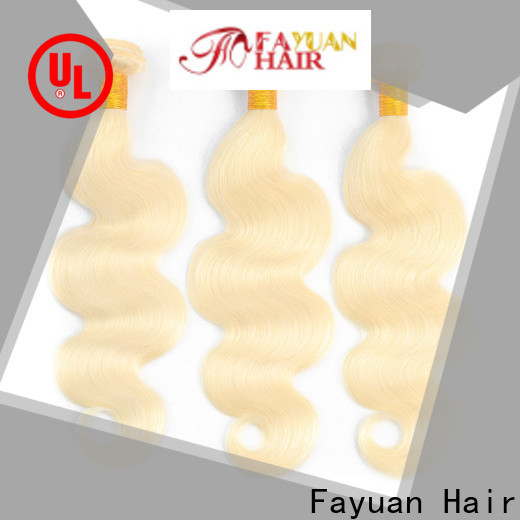 Fayuan Hair brazilian brazilian natural hair factory for selling