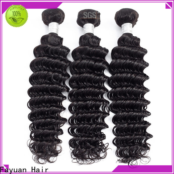 Top peruvian deep body wave hair curly company for street