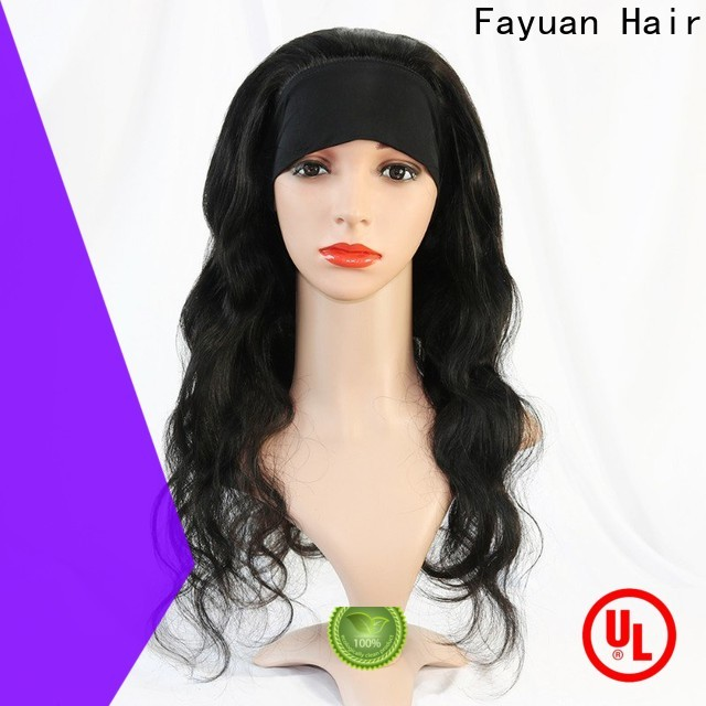 Fayuan Hair Latest places to buy wigs Suppliers for barbershop