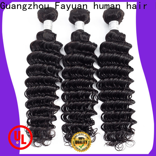 Custom peruvian curly human hair wave Supply for selling
