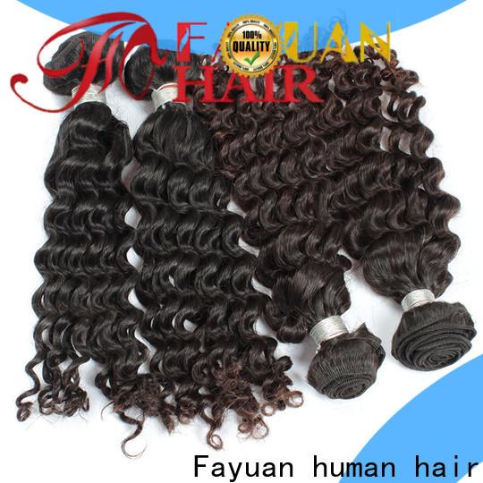 Latest malaysian wavy hair virgin company for selling