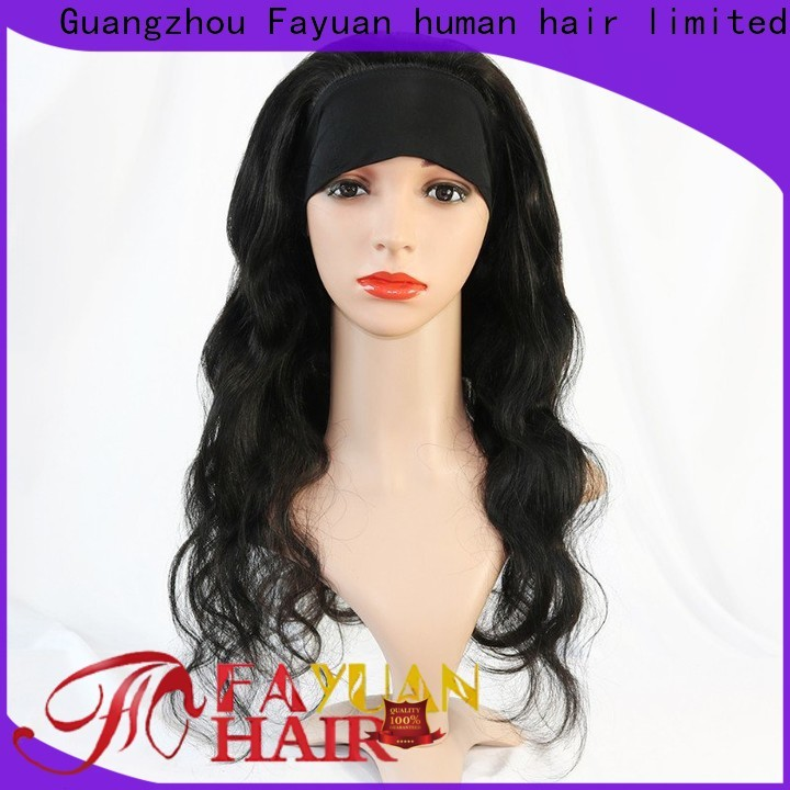Custom human hair lace wigs professional manufacturers for men