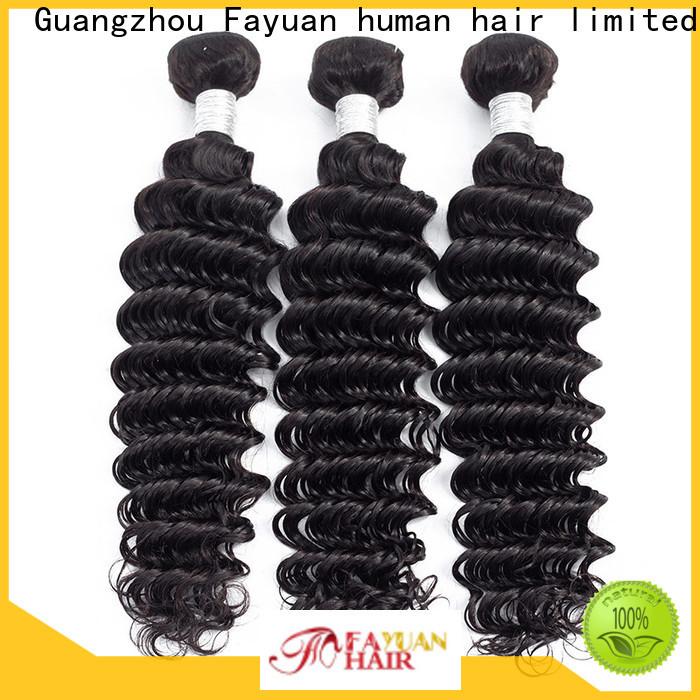 Fayuan Hair Custom buy peruvian hair for business for women