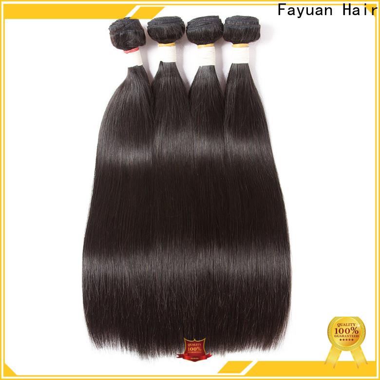 Fayuan Hair Top brazilian wavy hair factory for barbershop