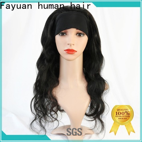 Fayuan Hair professional lace wigs for sale factory for selling
