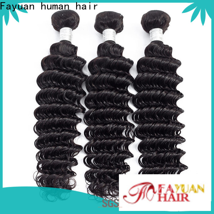 Fayuan Hair Latest peruvian curly human hair Suppliers for selling