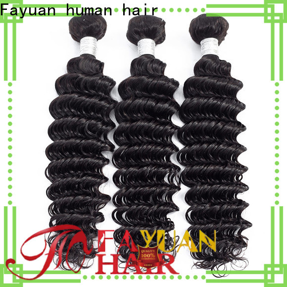 Fayuan Hair Top peruvian hair for cheap Supply for men