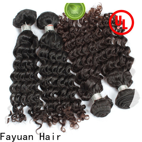 Fayuan Hair High-quality curly hair extensions manufacturers for men