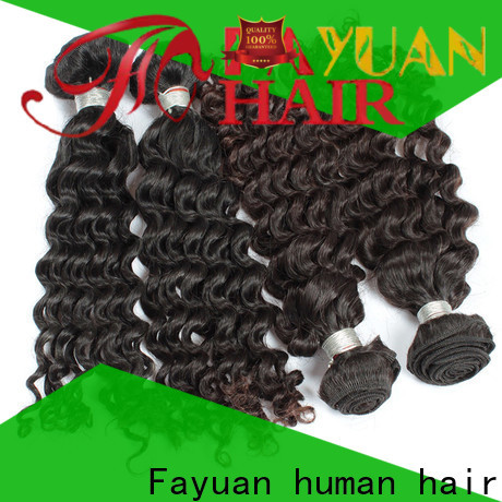 Fayuan Hair virgin cheap malaysian hair bundles manufacturers for women