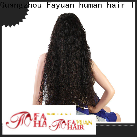 Fayuan Hair New custom made wigs online Suppliers for men