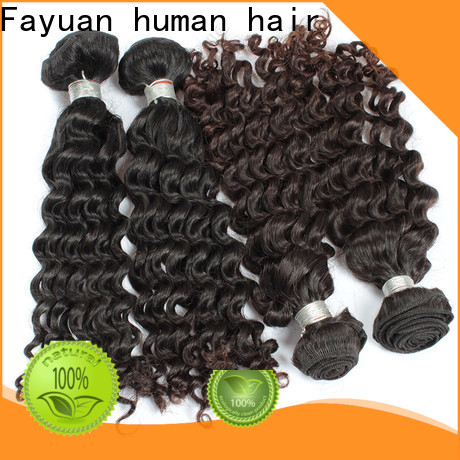 Best malaysian human hair weave grade Supply for street