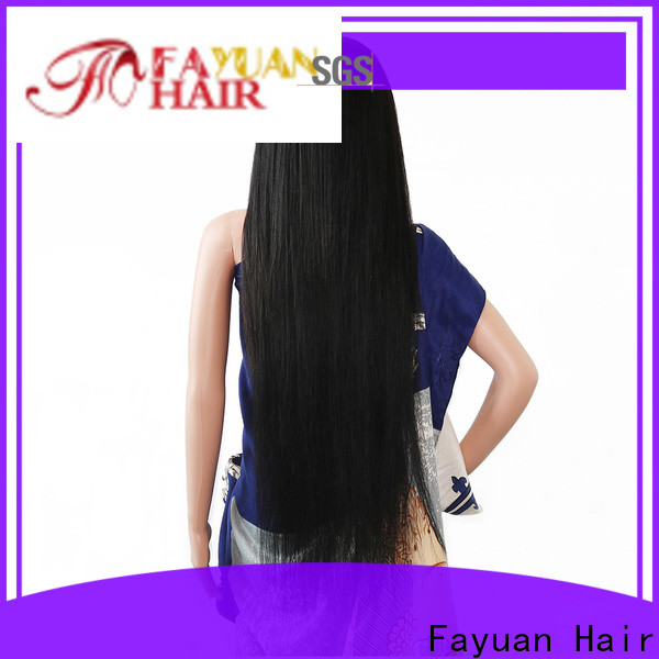 Fayuan Hair Latest custom wig makers for business for women