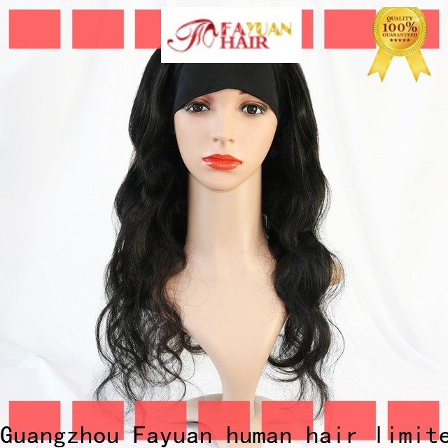 Fayuan Hair Best affordable wigs online company for selling