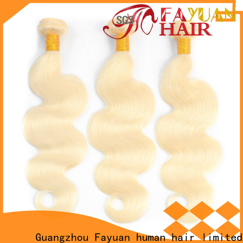 Fayuan Hair wave cheap brazilian human hair factory for selling