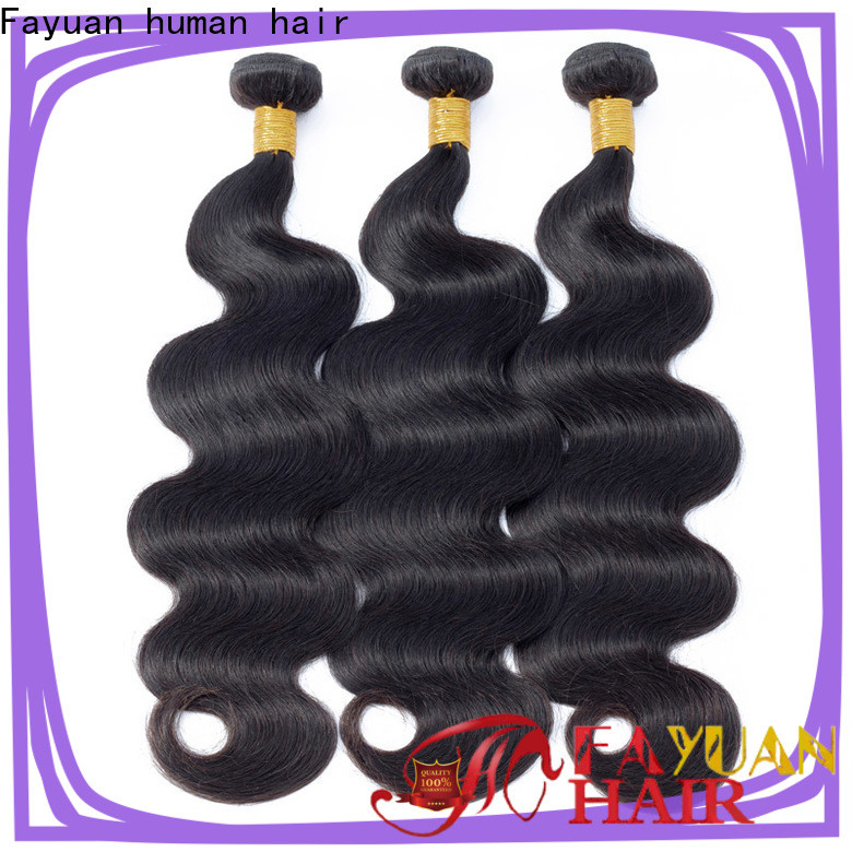 Fayuan Hair Wholesale curly peruvian company for street