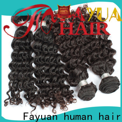 Custom cheap malaysian curly hair curl factory for women
