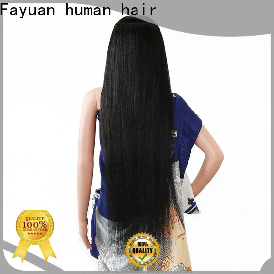 Fayuan Hair High-quality custom made toupee for business for women