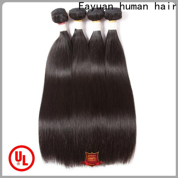 Fayuan Hair High-quality brazilian hair prices company for street