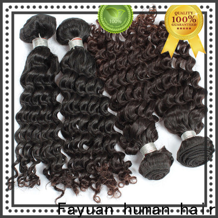 Top malaysian hair extensions wave factory for street