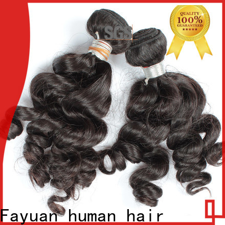 Fayuan Hair indian indian hair wholesale suppliers factory for women