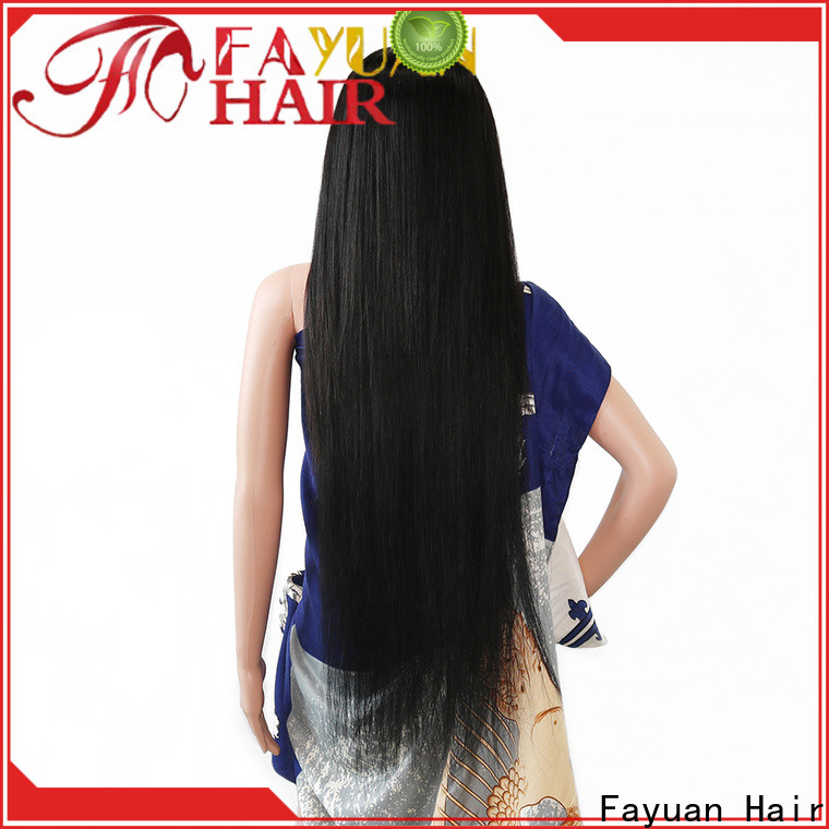 Fayuan Hair Custom custom color full lace wigs company for women
