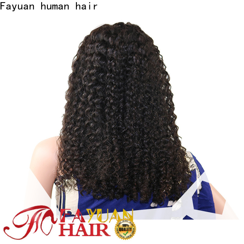 Best full lace wigs lace Supply for men