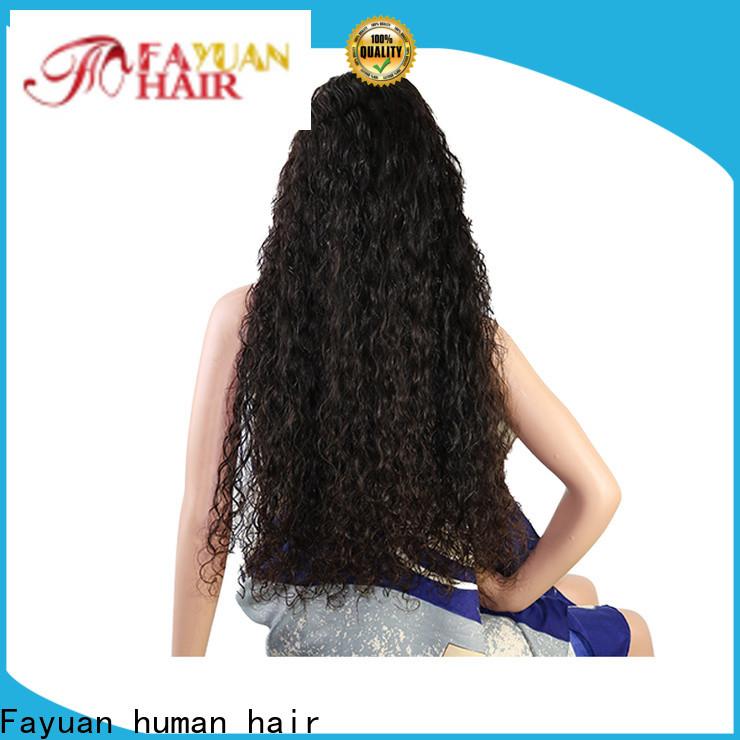 Fayuan Hair Custom custom wigs online Supply for selling