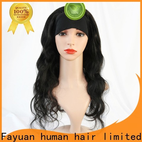 Fayuan Hair professional long curly wigs for sale manufacturers for barbershop