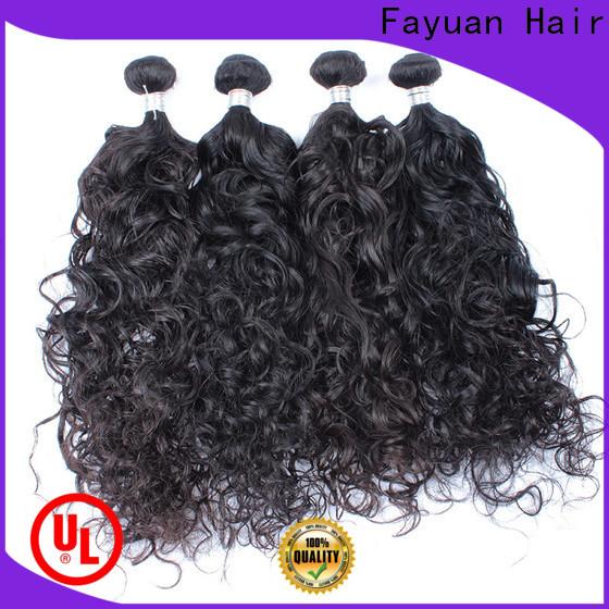 Fayuan Hair malaysian malaysian hair bundles for sale Suppliers for men