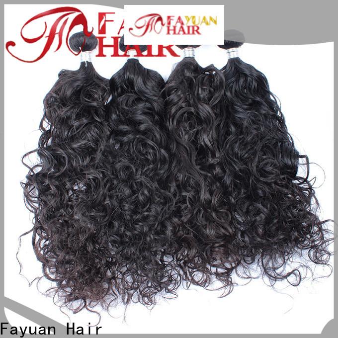 Fayuan Hair malaysian cheap brazilian hair Supply for men