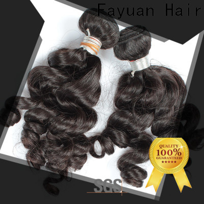 Fayuan Hair Top indian hair weave for cheap company for barbershop