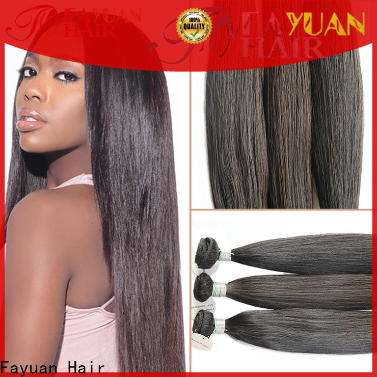 Fayuan Hair grade full lace wigs online manufacturers for street