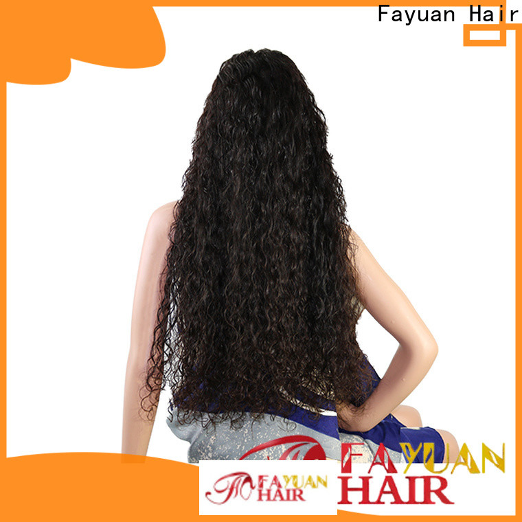 Fayuan Hair wave custom wigs for sale Supply for selling