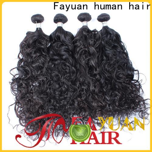 Fayuan Hair Best cheap malaysian hair bundles manufacturers for barbershopp