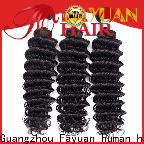 Fayuan Hair body quality peruvian hair manufacturers for selling