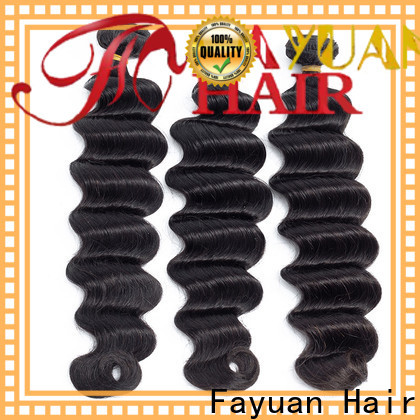 Fayuan Hair deep hair extensions suppliers Suppliers for women